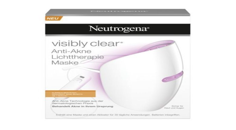Nuetrogena Visibly Clear Fototerapia Anti Acne