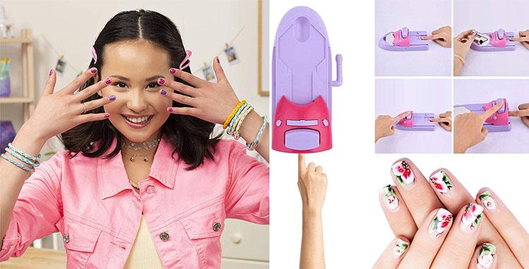 Stampini Per Unghie: Nails Maker